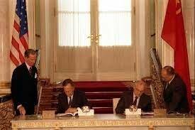 Strategic Arms Reduction Treaty (START) I