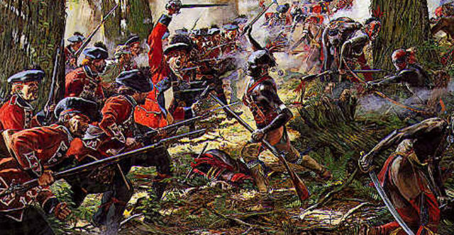 French and Indian War 1754-63