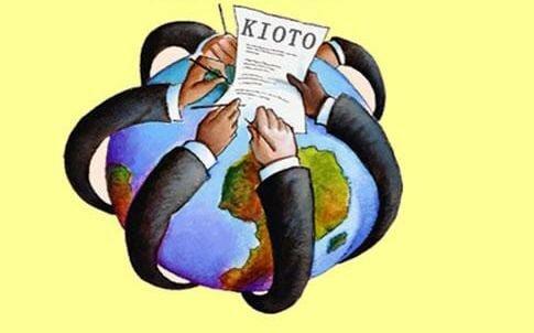 Implementación del protocolo de Kioto