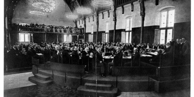 Conferencia de la Paz de la Haya