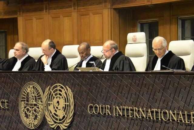 Corte Penal Internacional (CPI)