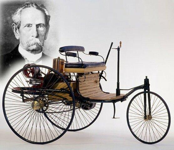 Nicholas Joseph Cugnot, Triciclo París