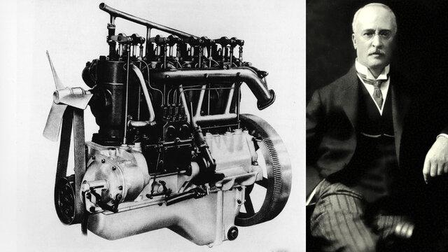 Ingeniero Alemán Rudolf Diésel