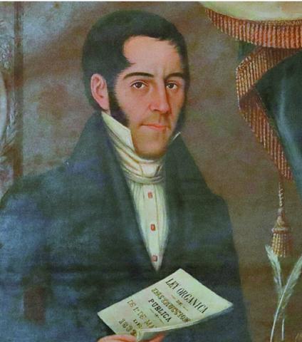 Dr. Mariano Gálvez