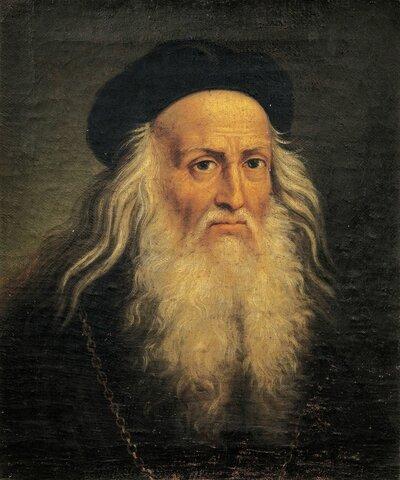 XIV  Leonardo da Vinci