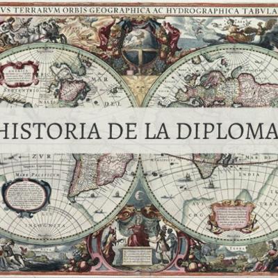 Historia de la diplomacia -Paola Pallares timeline