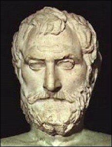 Thales of Miletus (624 BCE-546 BCE)