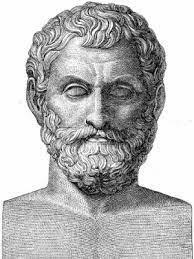 Anaximander (610 BCE- 546 BCE)