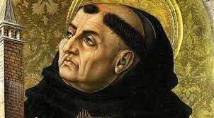 St. Thomas Aquinas (1225 BCE-1274 BCE)
