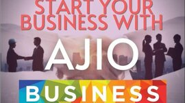 Ajio business timeline