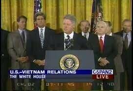 US and Vietnam establish Diplomatic Relations