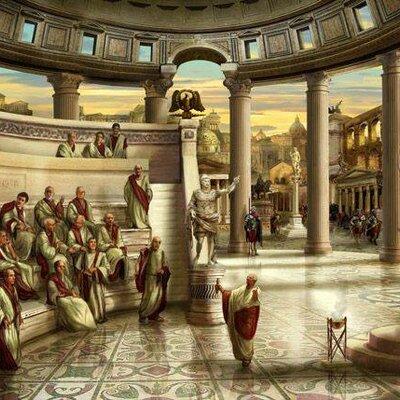Etapas del Derecho Romano timeline