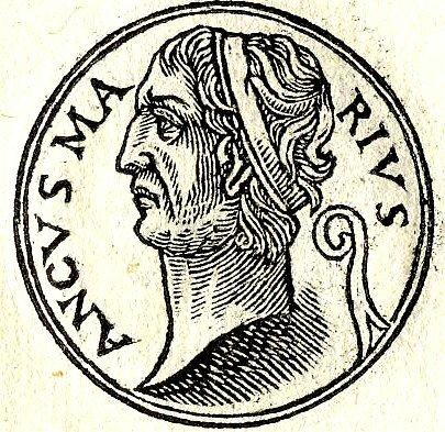 Anco Marcio, cuarto rey de Roma