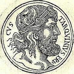 Lucio Tarquinio Prisco tomó el relevo como quinto rey de Roma