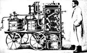 Máquina de Vapor.