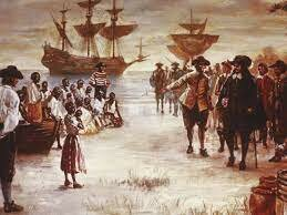 African Slave Trade Banned