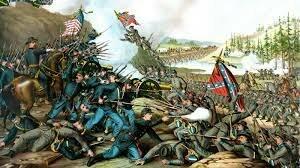 Start of the American Civil War