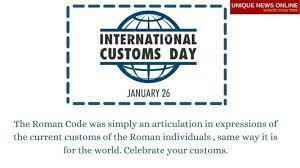 Día Internacional de la Aduana (ICD)