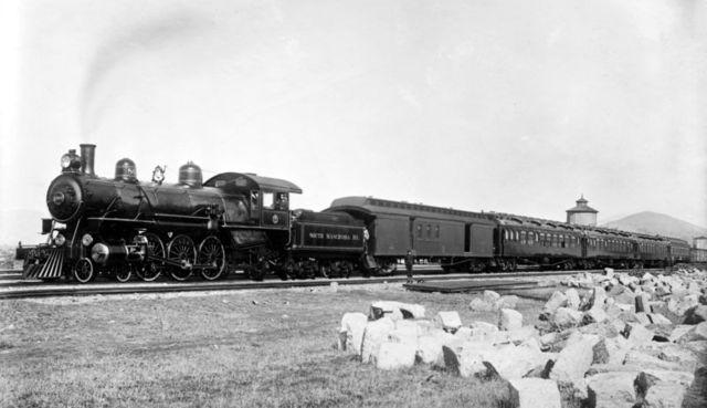 Manchurian Railroads