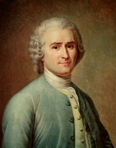 Jean-Jacques Rousseau: Ilustración Francesa