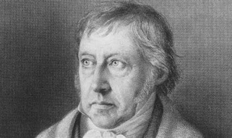 Idealismo Alemán: Georg Hegel