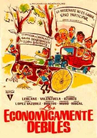 Los Económicamente Débiles