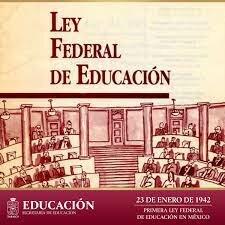 PRIMERA LEY DE EDUCACIÓN EN MÉXICO