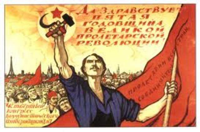 Comintern Establishment