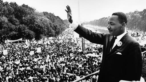 "The Washington March: ""I have a Dream"" speech"