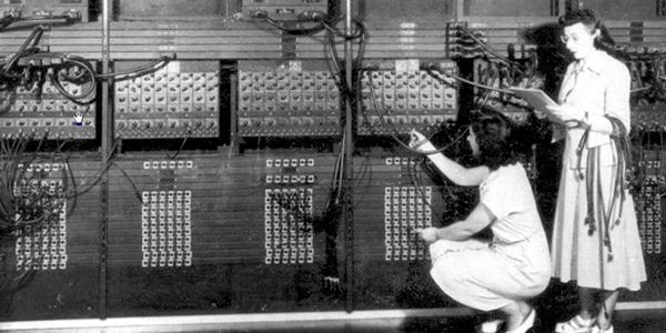 La Computadora De La Época