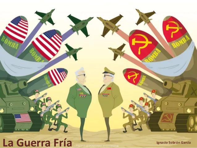 Influencia de la guerra fria