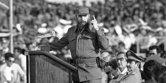 Cuba-Fidel Castro