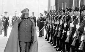 Chile-Augusto Pinochet