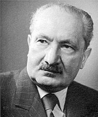 El existencialismo de Heidegger