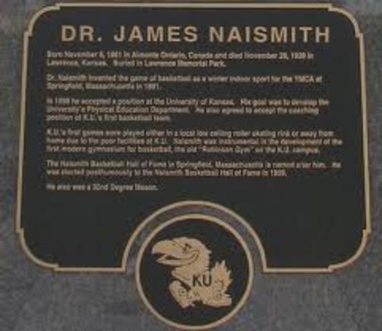 James Works at the University of Kansas