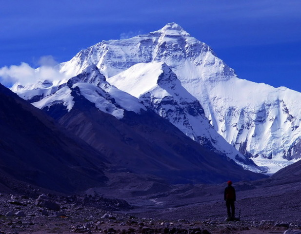 Mountain climbing: 15-year-old Sherpa Temba Tsheri