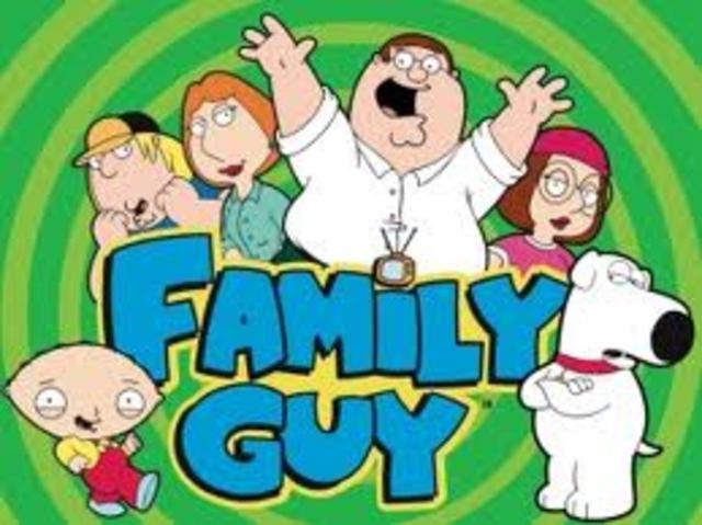 Family guy starts