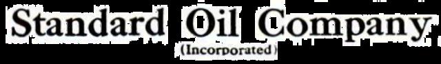 Standard Oil Antitrust Act
