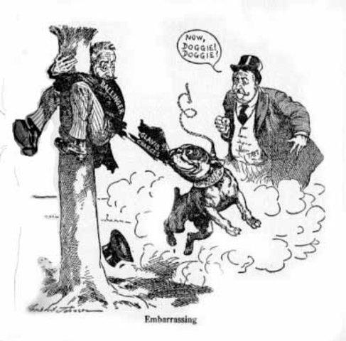 Ballinger- Pinchot affair