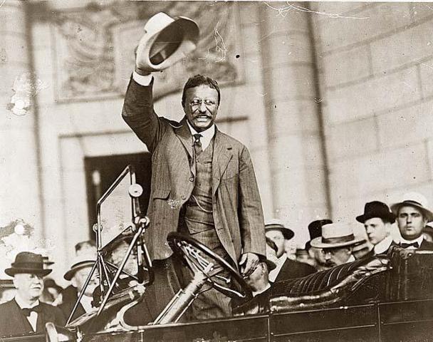 Roosevelt Shot