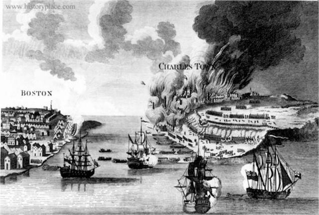 • British Evacuate Boston •