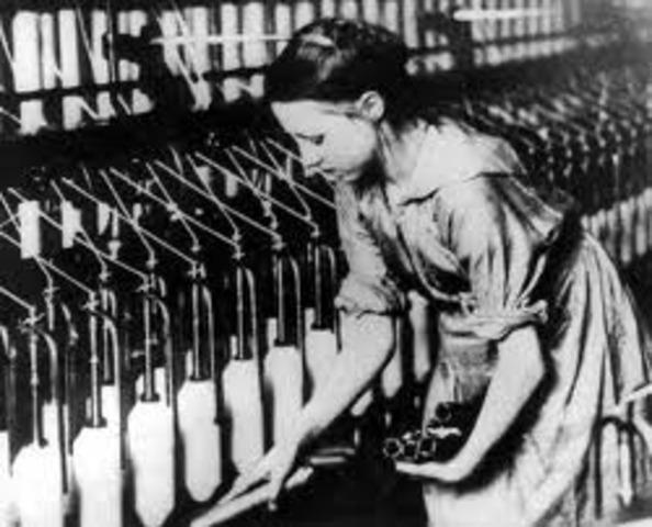 industriele revolutie