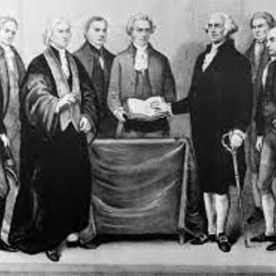 Founding Fathers Timeline