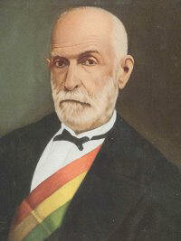 TOMAS FRIAS AMETLER (1da PRESIDENCIA)