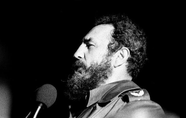 Fidel Castro takes control of Cuba