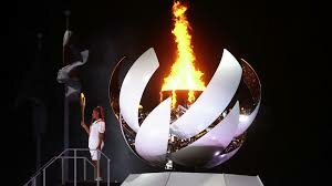 Ceremonia de inicio de los juegos Olímpicos