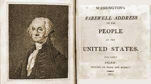 Washington's Farewell Address