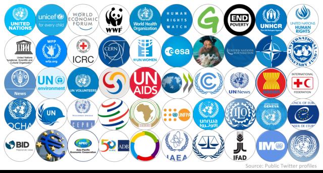 International/Intergovernmental Organizations