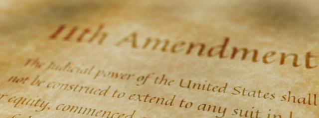 11th Amendment
