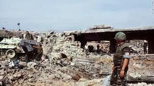 Marines killed in Lebanon